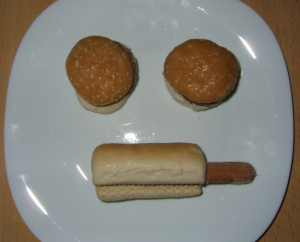 Hotdog Smiley