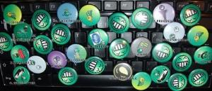 Buttons Die Auflösung