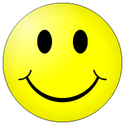 Smiley (public domain by wikipeda)