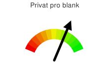 Privat pro blank