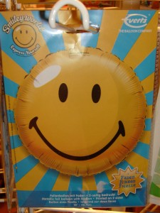 Smileyballon